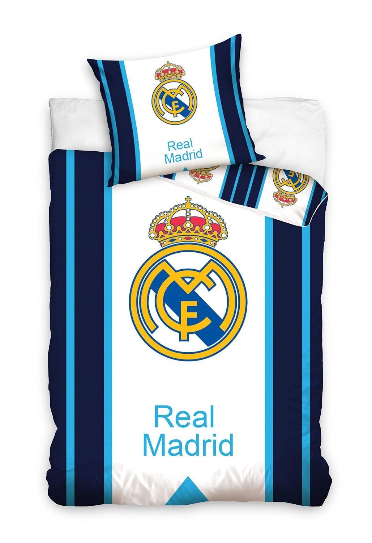 Real Madrid Wendebettwäsche mit Logo