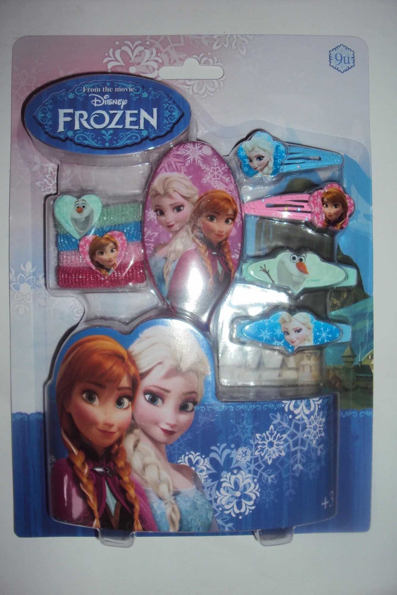 Frozen Haarset