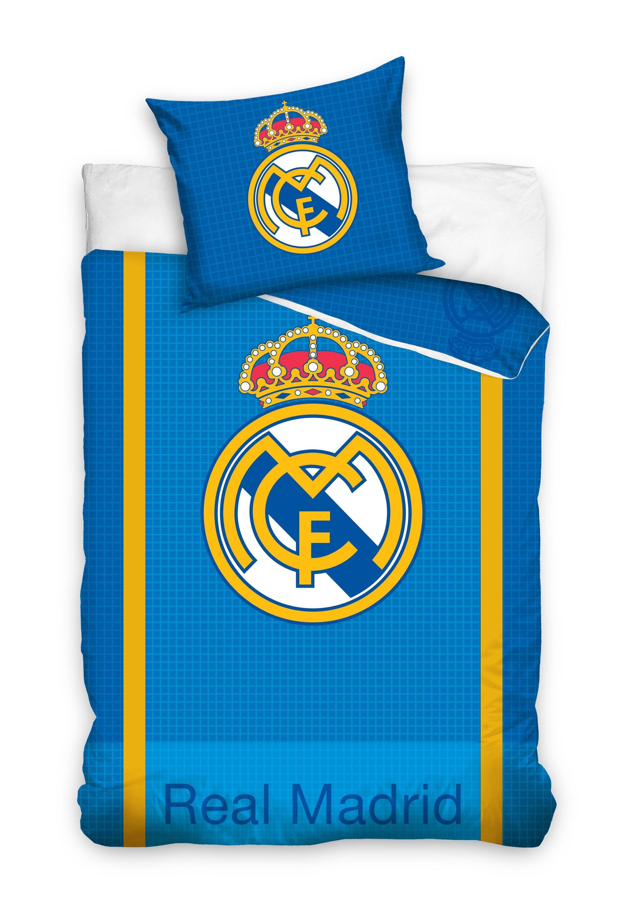 Real Madrid mit klassischem Farbgebung Farbe blau