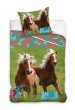 Pferde Motiv Bettwäsche