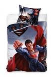 Superman Motiv Bettwäsche