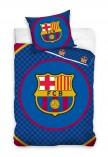 Barcelona Wendebettwäsche mit Logo