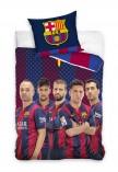 FCB Barcelona Mannschaft Bettwäsche